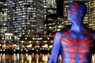 Spider-Man 2099 Cosplay