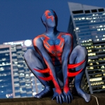 Spider-Man 2099 Cosplay