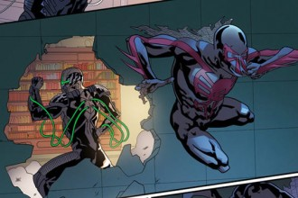 Spider-Man 2099 Issue 1