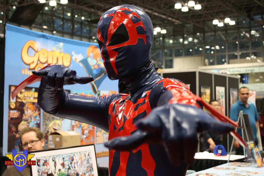 Spider-Man 2099 Cosplay - Spider-Man 2099