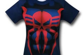 Spider-Man 2099 Costume T-Shirt - Spider-Man 2099