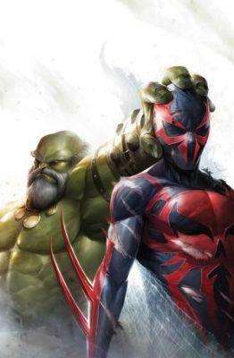 Maestro & Spider-Man 2099 - Spider-Man 2099